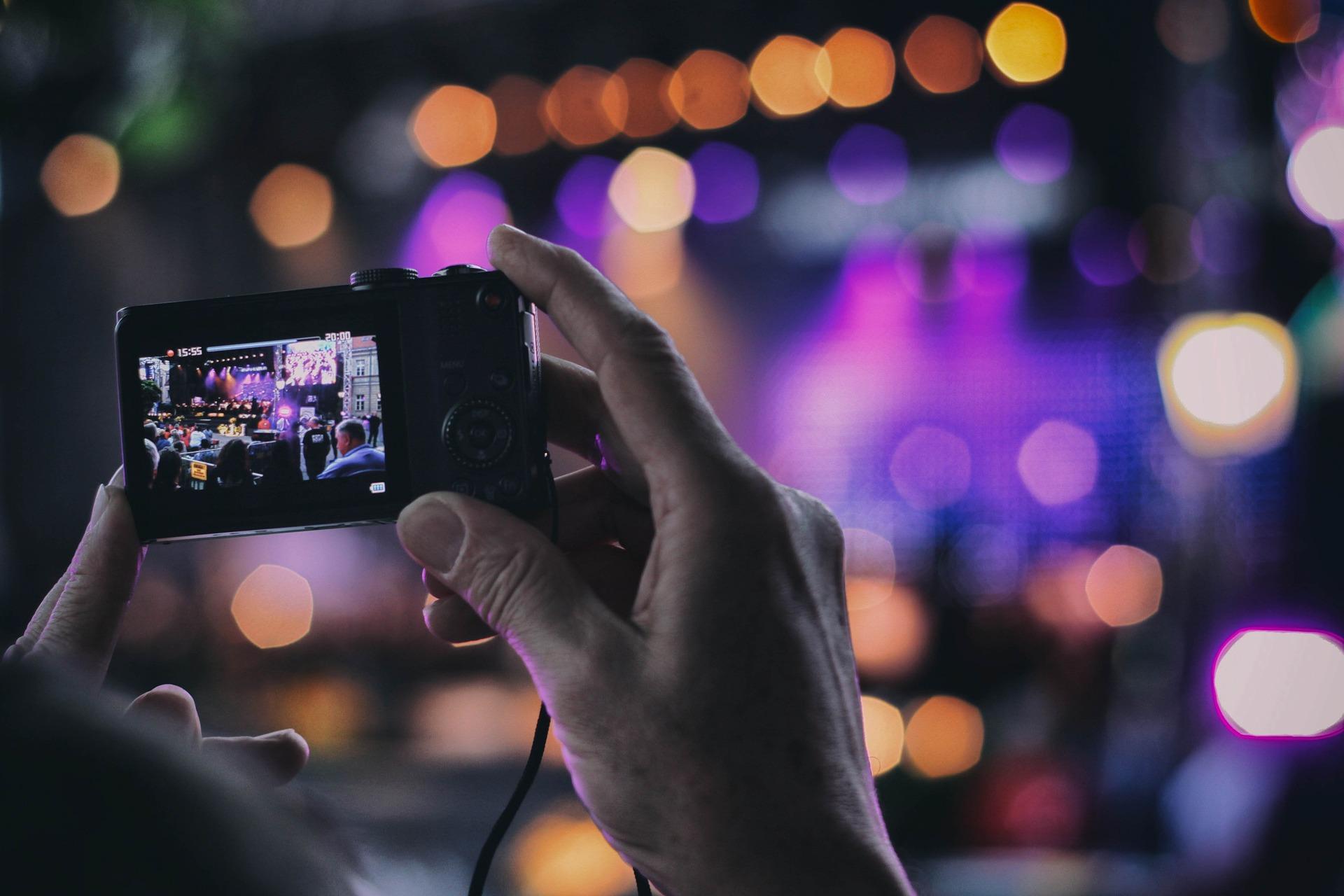 Wie du dein Event livestreamst: die Grundlagen