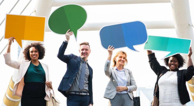 Promote dein Event in Communitys und Foren