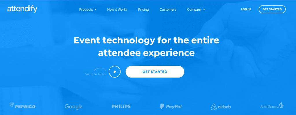 Die besten Event-Apps: Attendify