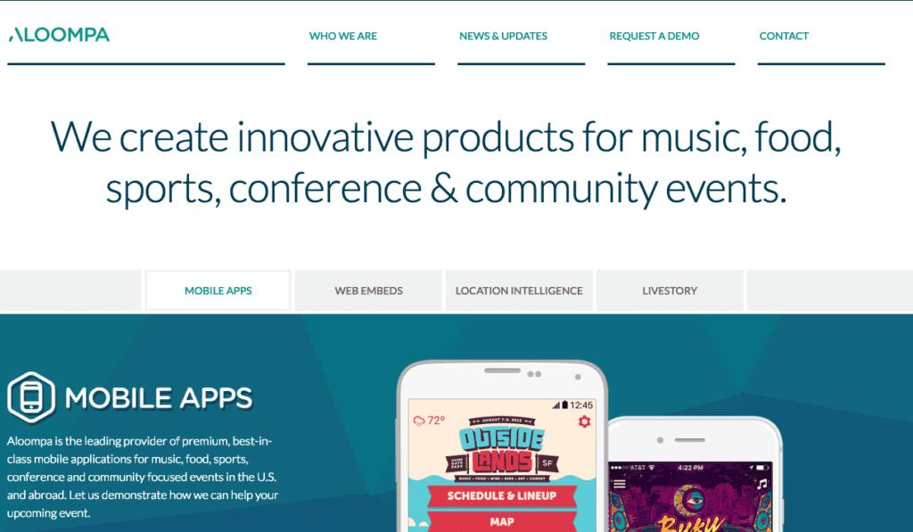 Die besten Event-Apps: Aloompa