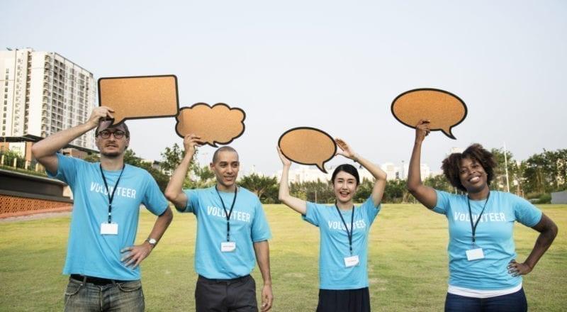 Wie du Freiwillige für ein Event findest