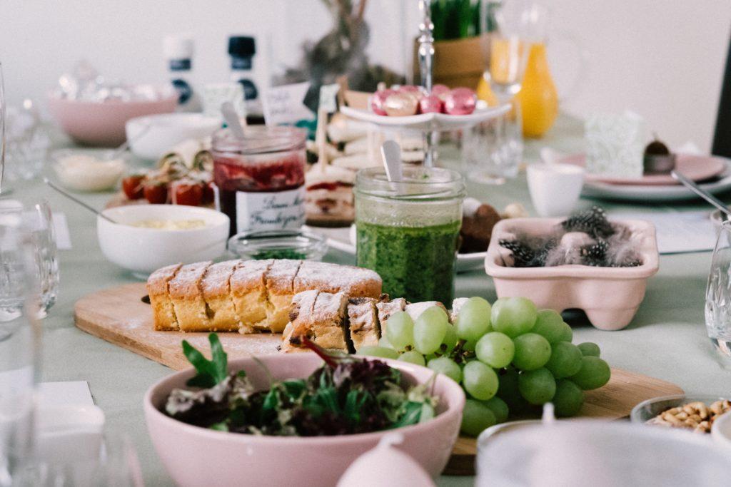 Dir fällt nicht ein, was du am Muttertag machen sollst? Essen kommt immer gut an!