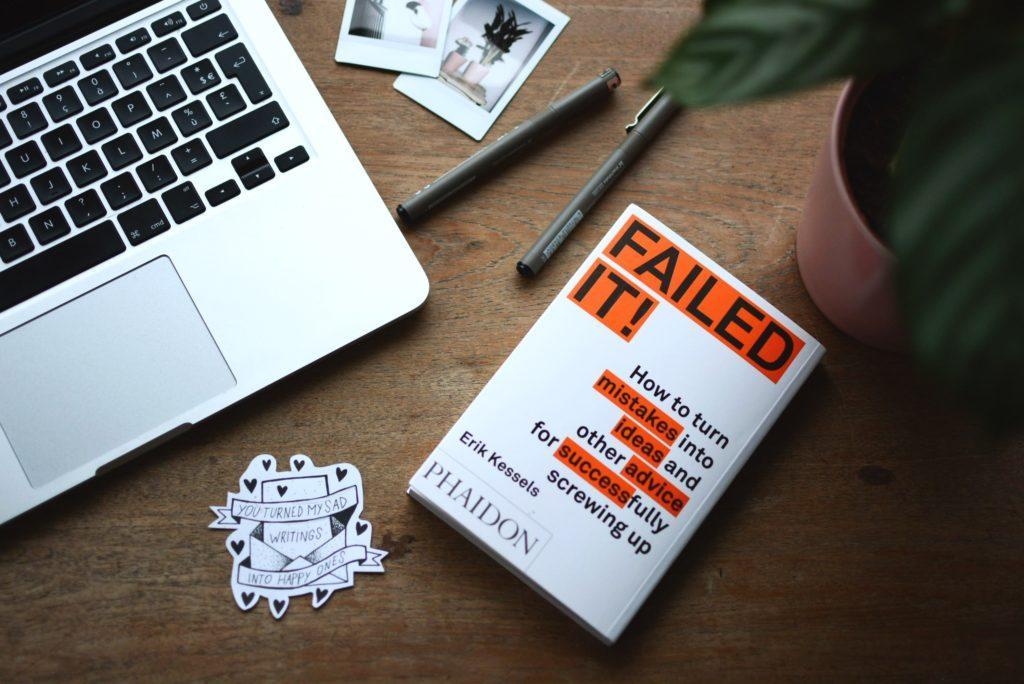 So führst Du ein Probelauf durch: Versuche dabei nicht, versehentlich die Folgemaßnahmen zu einem Buch zu verfassen.