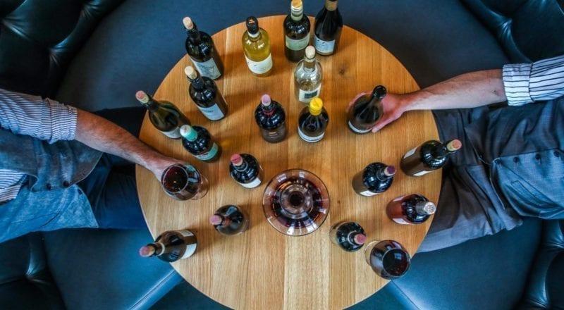 Event zur Weinverkostung