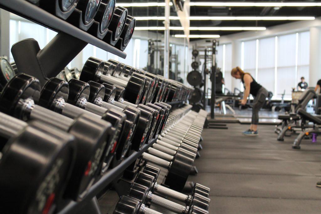 Ideen für die Neueröffnung: Ideen für die Neueröffnung eines Fitnessstudios.