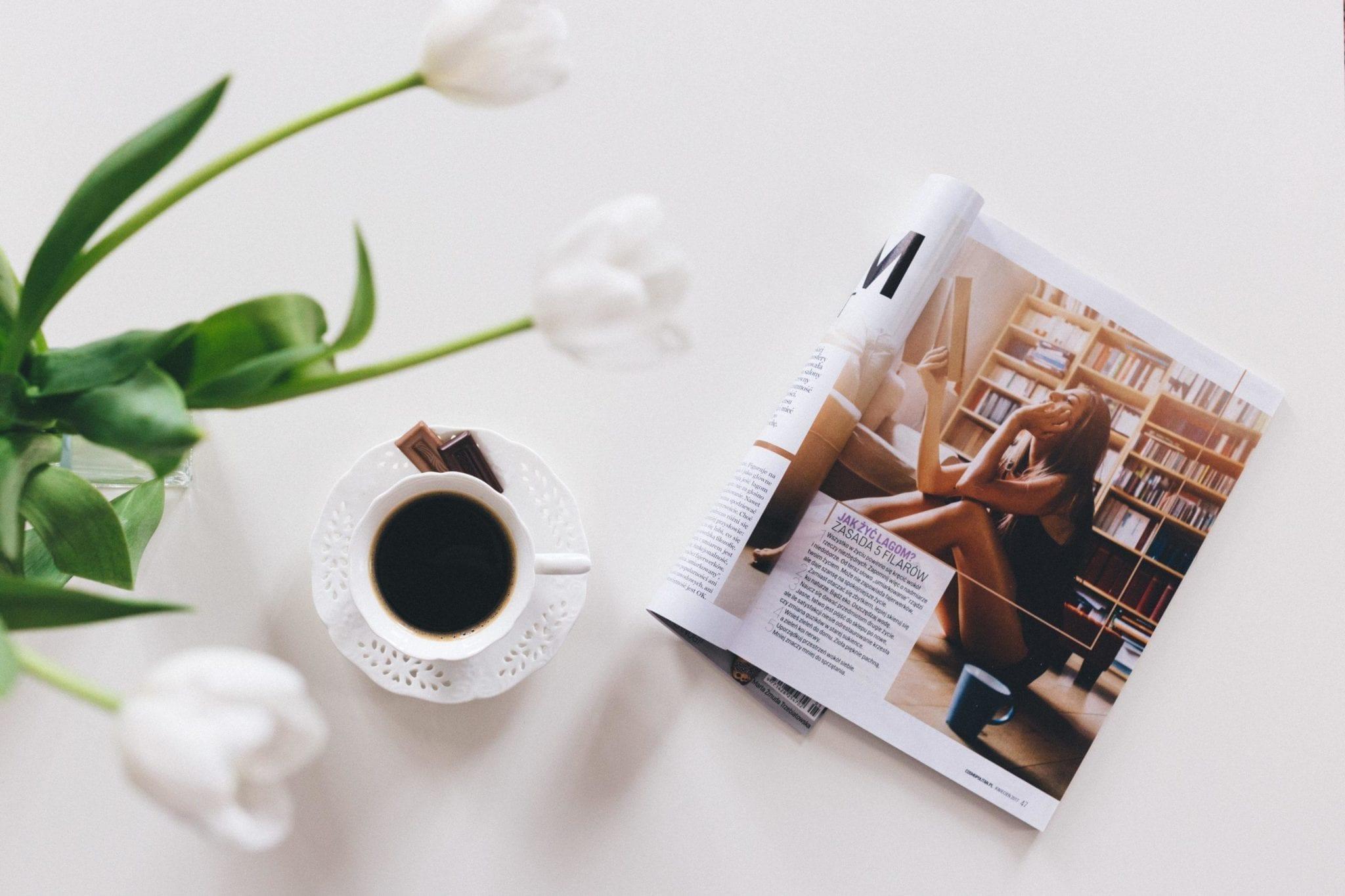 Event-Magazine als Event-Marketingmaterial