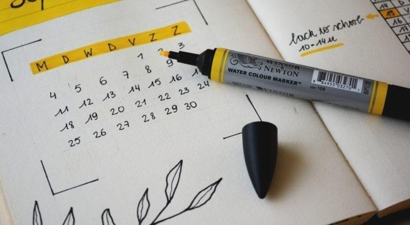 Vorlage Eventplanung