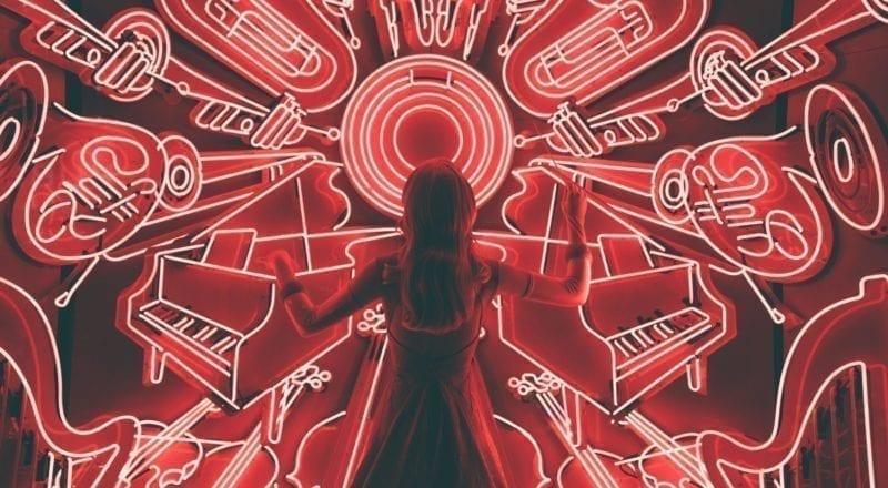 Das Veranstalten eines Musikevents ist wie das Dirigieren eines Orchesters