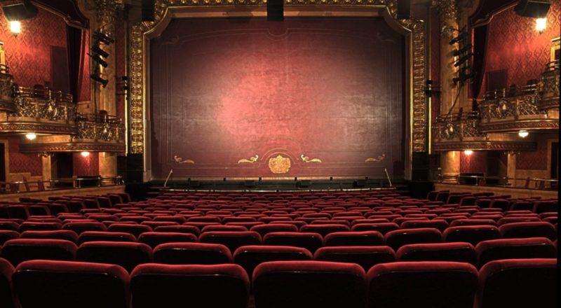 Theater-Ticketing